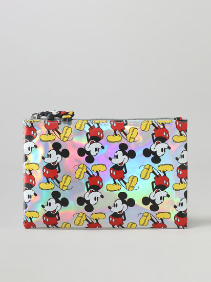Necessaire com estampado do Mickey ©Disney