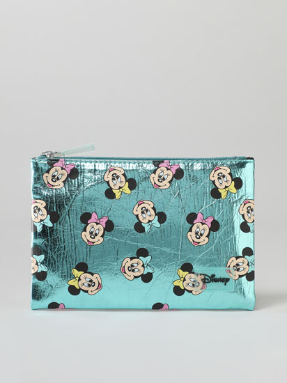 Necessaire com estampado de Minnie ©Disney