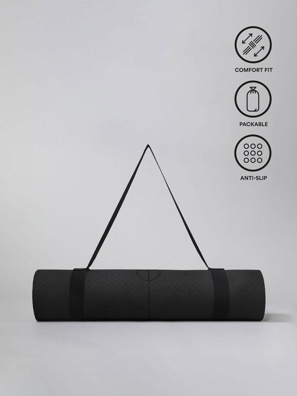 Esteira de ioga