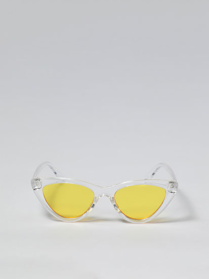 Colourful retro sunglasses