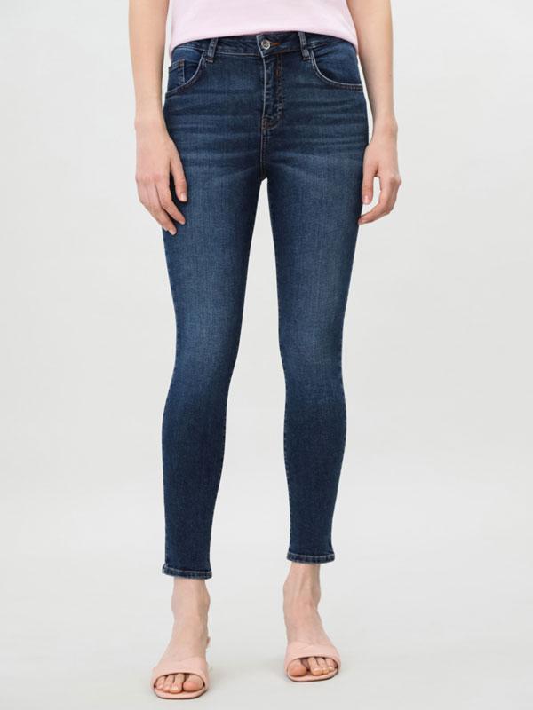 Jeans skinny básicos