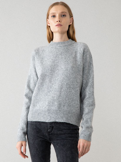 Oversized sparkly sweater