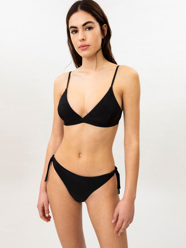 Suxeitador bikini triangular