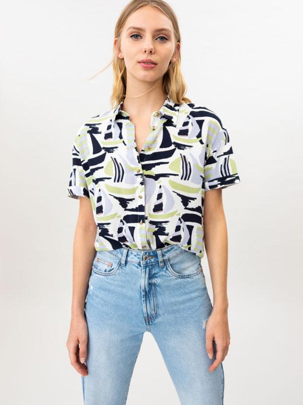 Camisa de màniga curta
