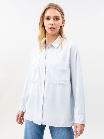 Flowing Lyocell shirt