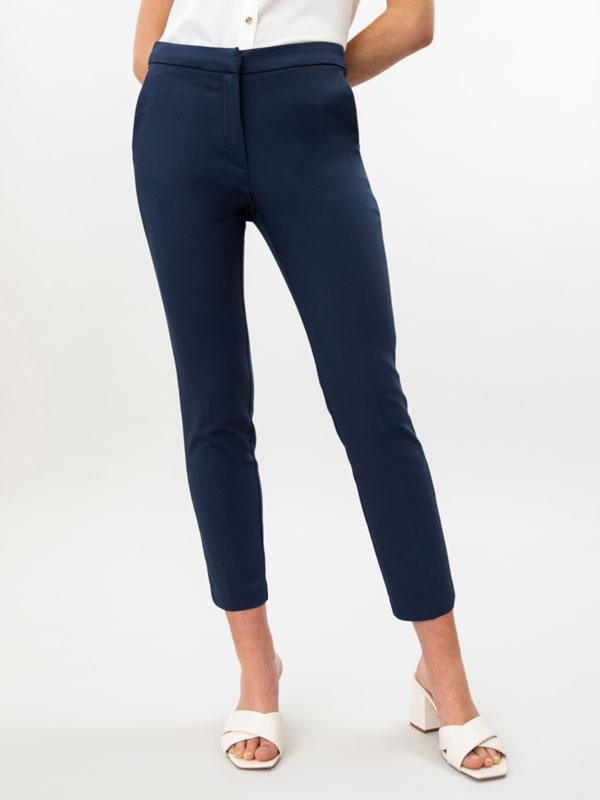 Pantalón elástico espalda