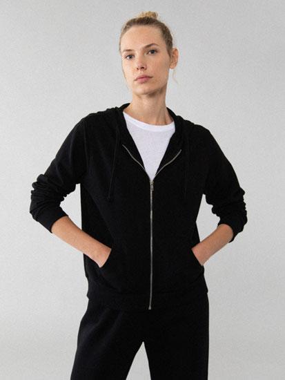 Jaqueta bàsica de xandall