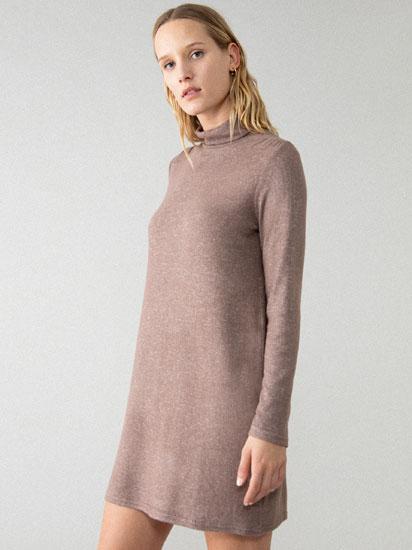 Soft feel dress