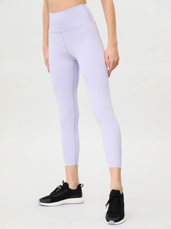 Leggings desportivas shapewear básicas