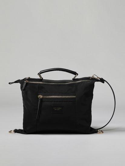 Mala tote bag convertível