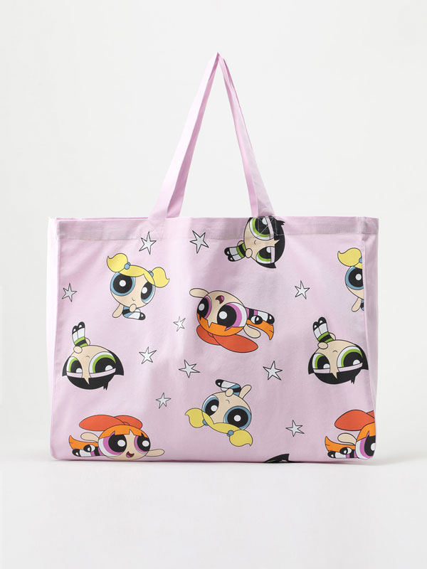 Mala tote bag das Powerpuff Girls © &™ WARNER BROS