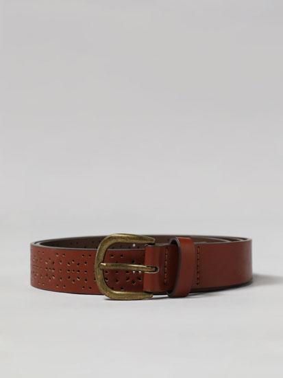Basic die-cut belt