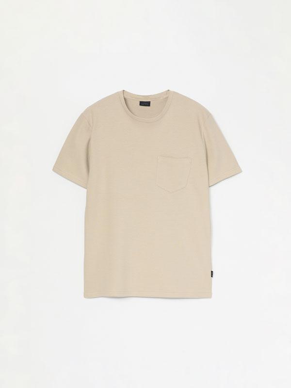 Camiseta de ottoman