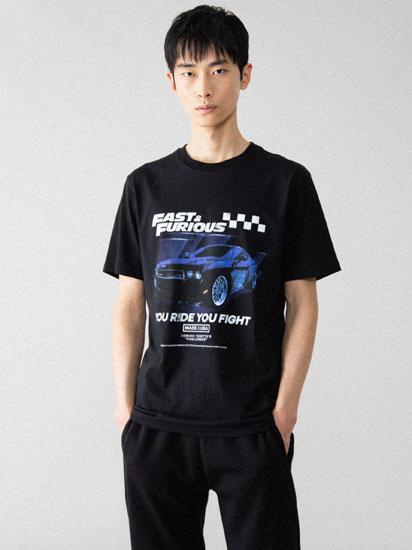 Camiseta Fast & Furious © Universal