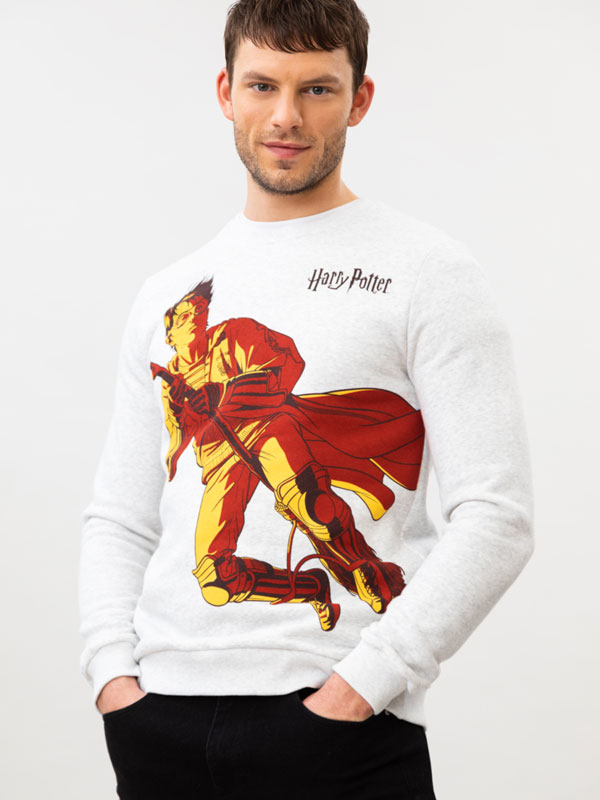 SWEATSHIRT DE HARRY POTTER © &™ WARNER BROS