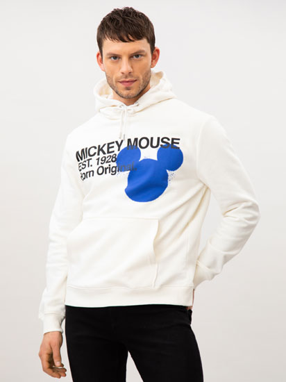 Sweatshirt com capuz de Mickey Mouse © Disney