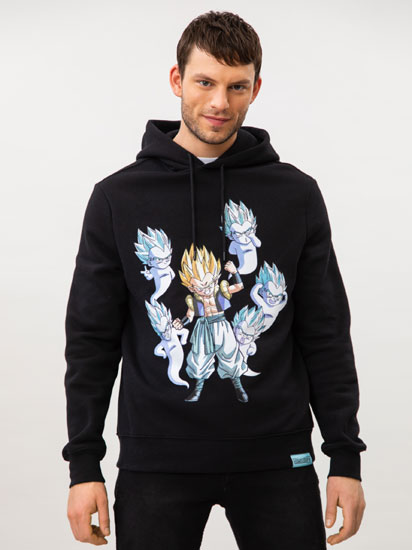 SWEATSHIRT DRAGON BALL Z ©BIRD STUDIO/SHUEISHA, TOEI ANIMATION