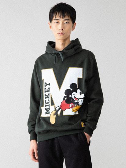 Kirol-jertsea, Mickey © Disney, txanoarekin