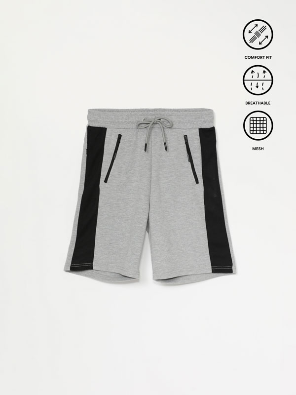 Bermuda training shorts