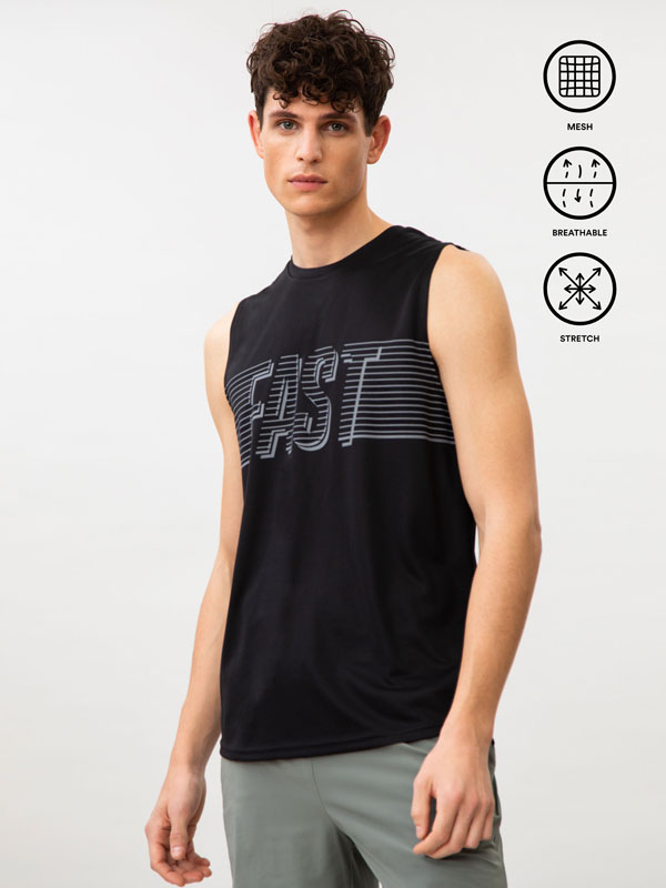 Sports T-shirt with print