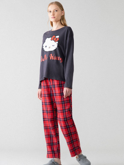 Pijama-konjuntoa, Hello Kitty ©SANRIO