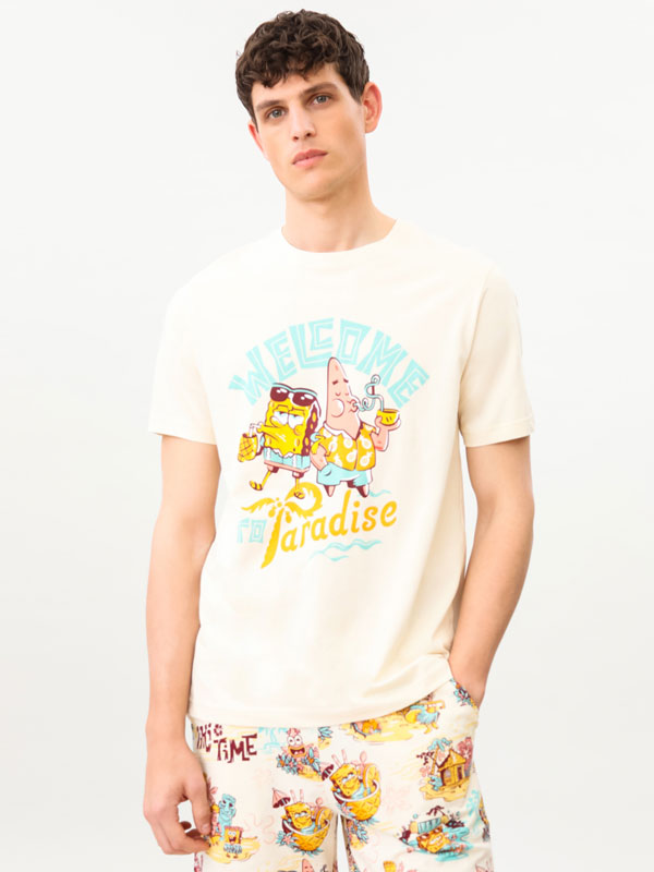 SpongeBob ™ Nickelodeon pyjama set
