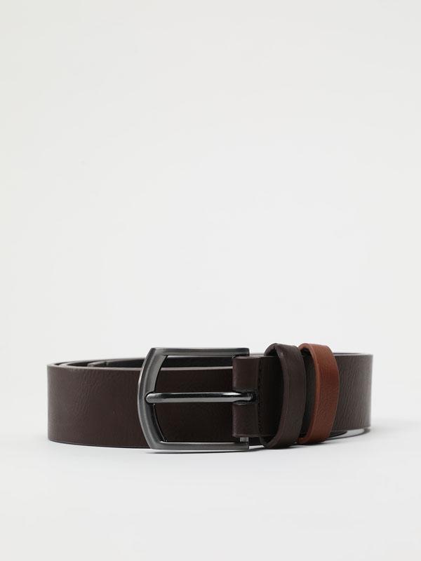 Cinturó passador contrast