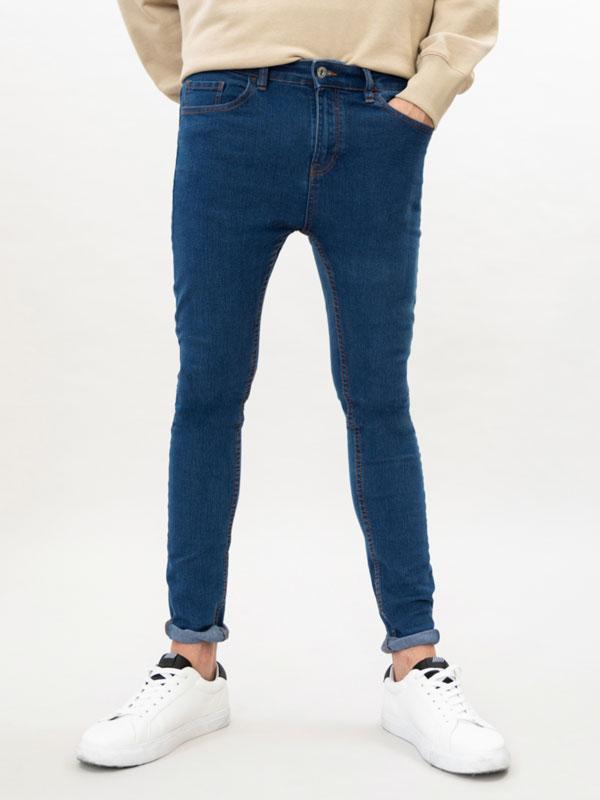 Spray-On Skinny Jeans