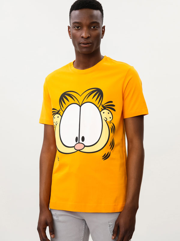 Camiseta Garfield ™ Nickelodeon