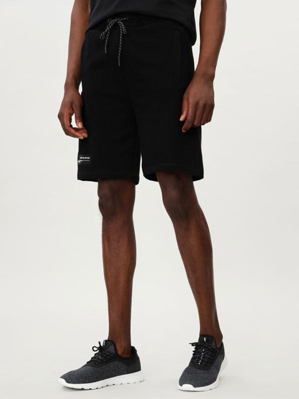 Bermudas jogger estampadas