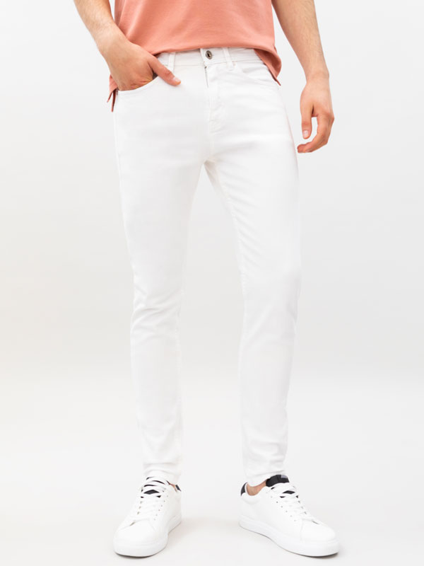 Jeans Skinny fit Coloridas