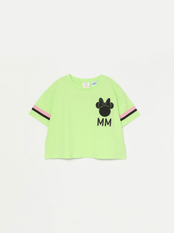 Minnie ©Disney crop top