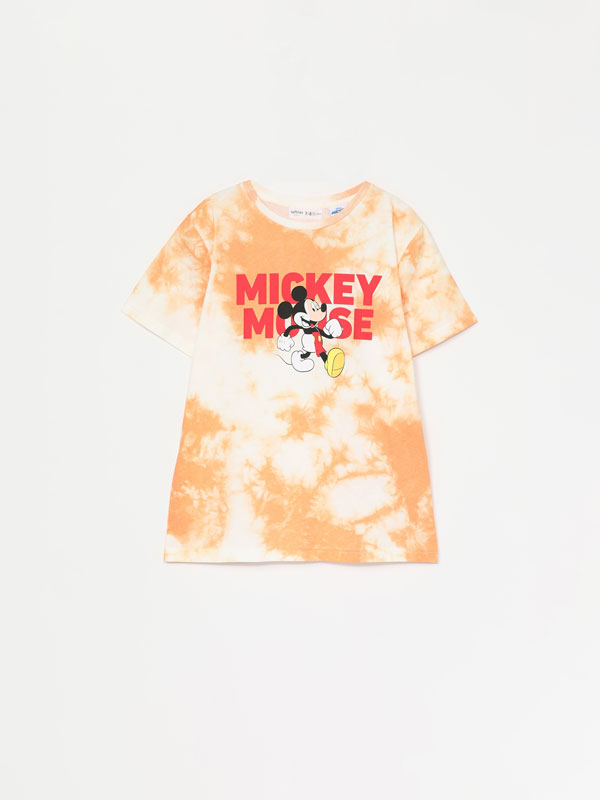 Kamiseta, tie-dye, Mickey © Disney