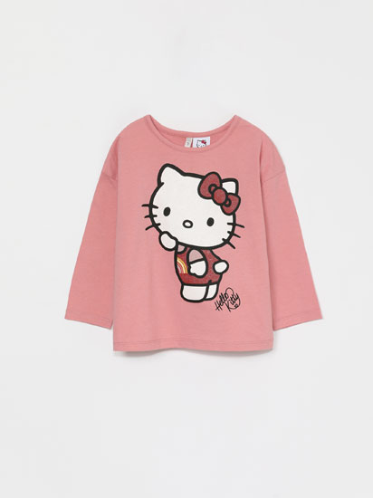 CAMISETA HELLO KITTY ©SANRIO