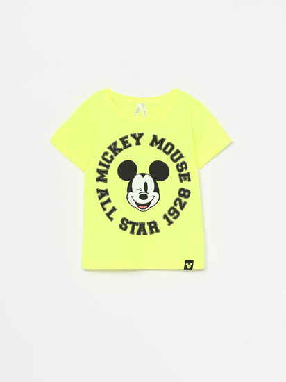 MICKEY MOUSE ©DISNEY SPORTS T-SHIRT