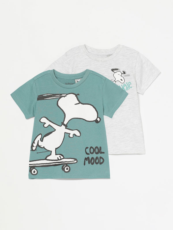 Pack of 2 Snoopy Peanuts™ T-shirts