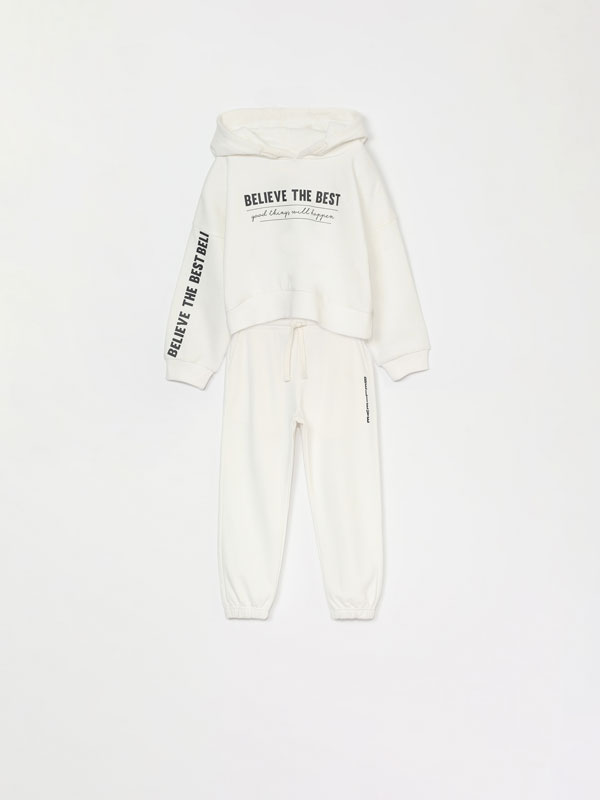 2-PIECE TRACKSUIT SET
