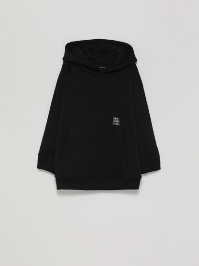 Sudadera deportiva con capucha