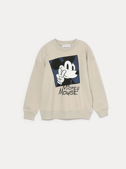 MICKEY ®DISNEY SWEATSHIRT