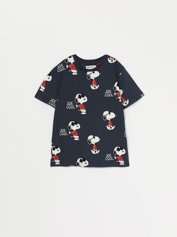 Snoopy Peanuts™ printed T-shirt
