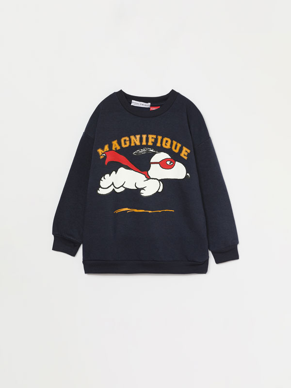 SWEATSHIRT SNOOPY™ SUPER-HERÓI