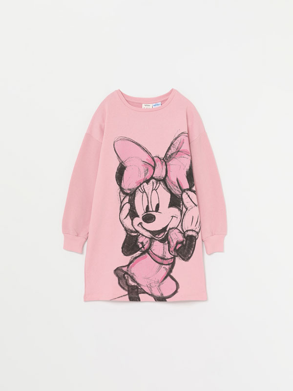 MINNIE MOUSE ©DISNEY PLUSH DRESS