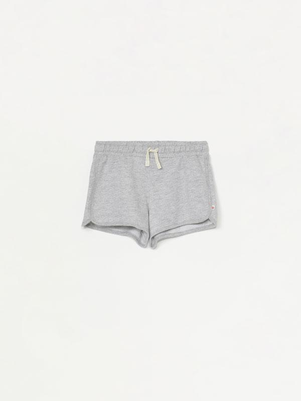 Pantalons curts bàsics de pelfa