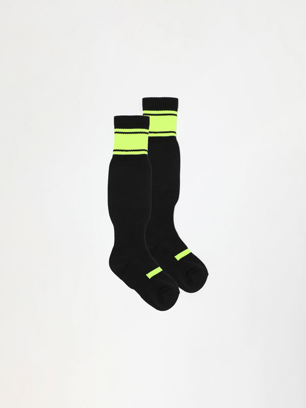 PAIR OF FOOTBALL SOCKS