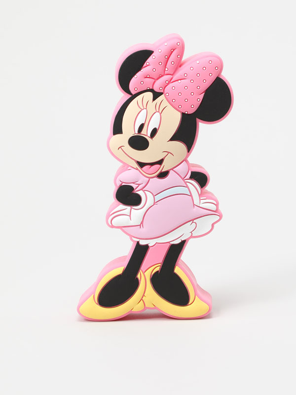 MONEDER GRAN DE GOMA MINNIE ©DISNEY