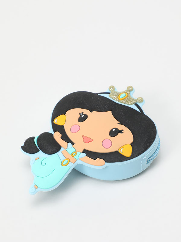 JASMINE ©DISNEY PRINCESS RUBBER PURSE