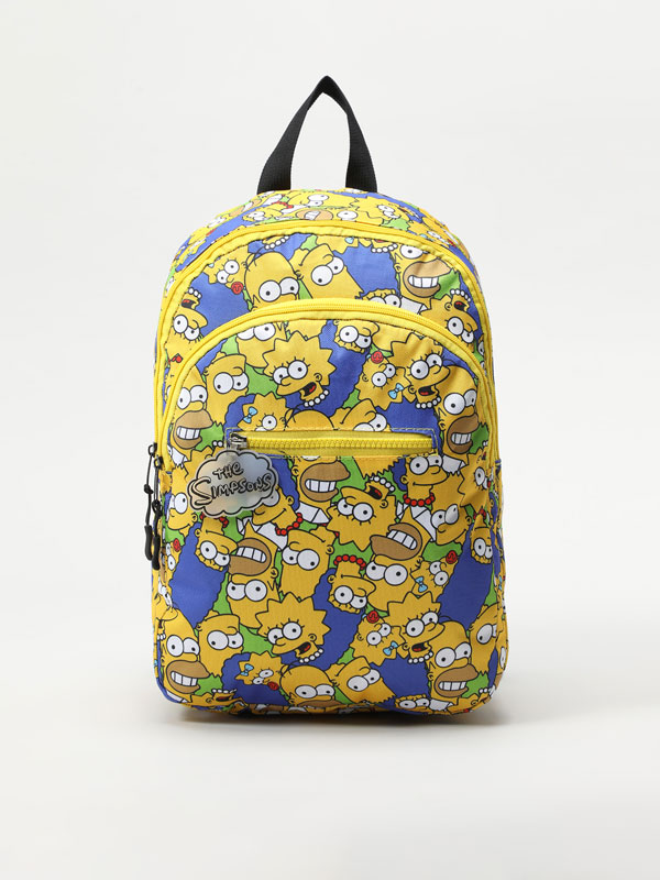 ©THE SIMPSONS BACKPACK