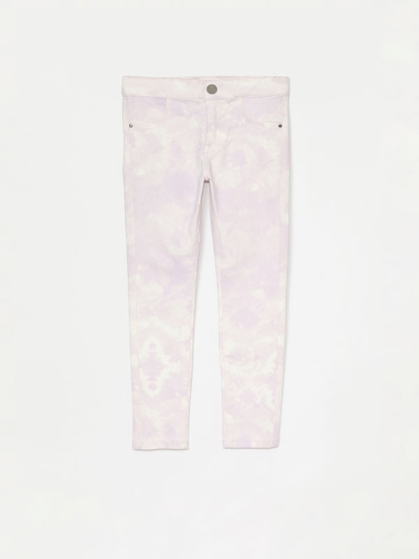 JEGGINGS ESTAMPADAS