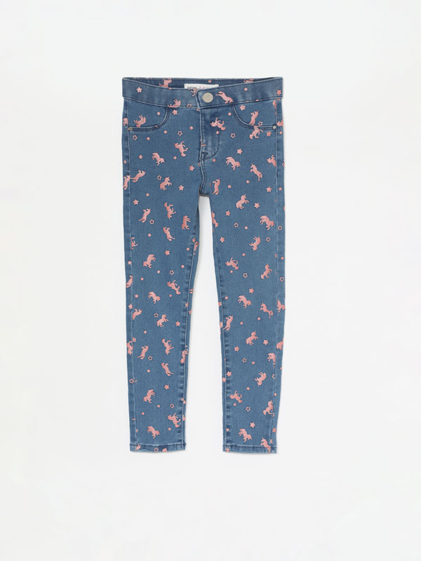 JEGGINGS ESTAMPATS
