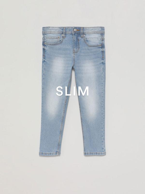 Galtza bakeroak, Slim